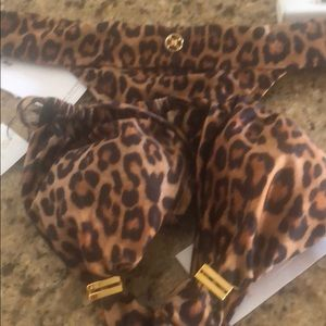 VIX Paula Hermanny NWT leopard 🐆 bikini